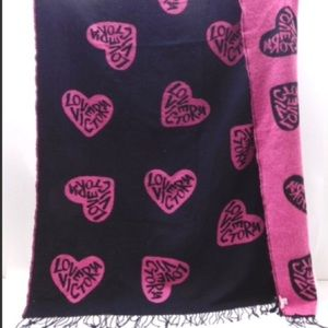 Victoria's Secret Love Victoria Blanket